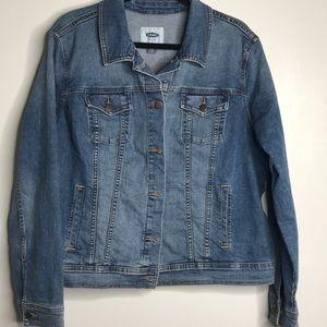 NWT jean jacket